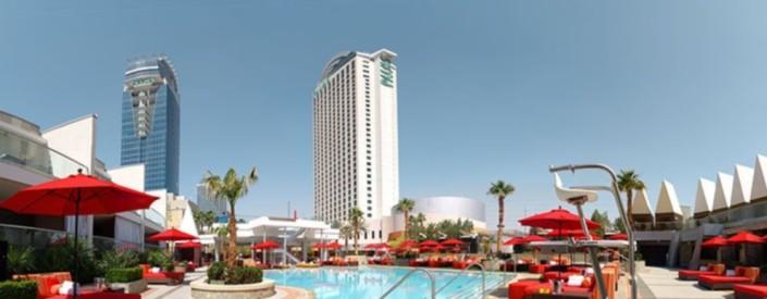 Palms Place Las Vegas Condos Pool